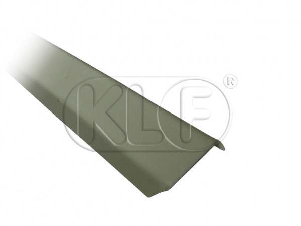 Carpet Securing Channel, lenght 1100 mm, sedan year 8/68 on, convertible year 8/70 on