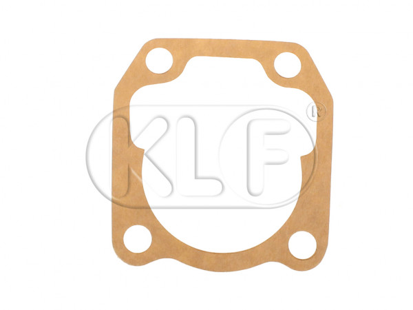 Steering Box Gasket, worm gear and roller bearing design, year 08/61 on
