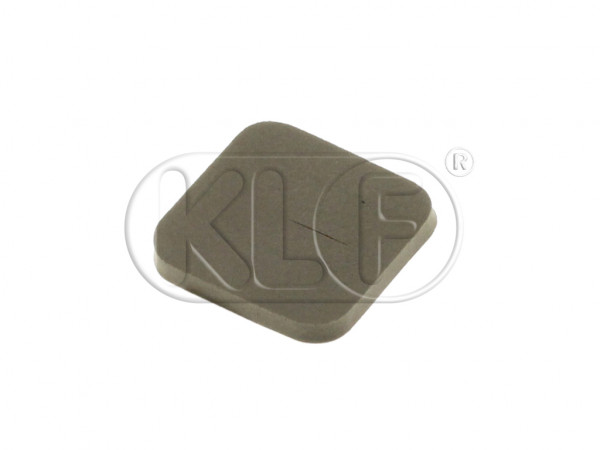 Pad for Brake Fluid Reservoir, year 8/60-7/66
