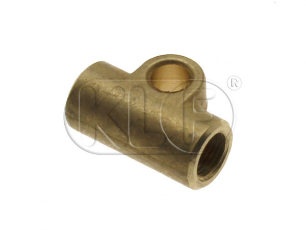 Connector for Brake Line, 2 threads