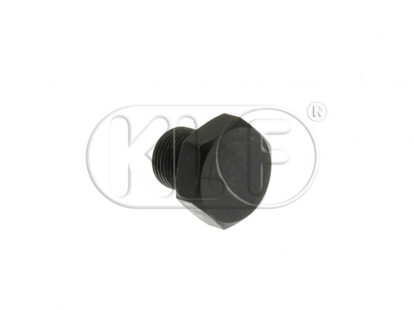 Pulley Bolt, 25-37 kW (34-50 PS)