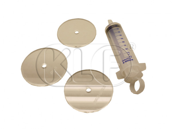 Combustion Camber Measuring Kit