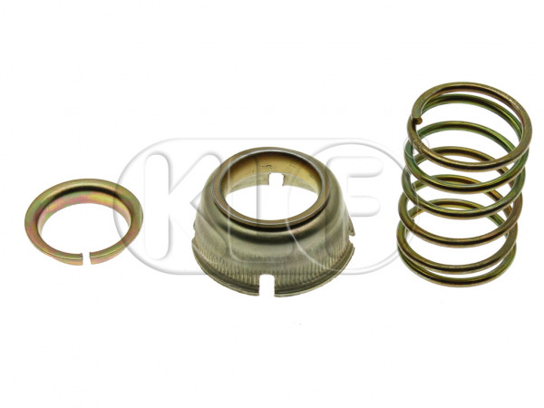 Steering Column Ball Bearing, with spring, year 8/61-7/67