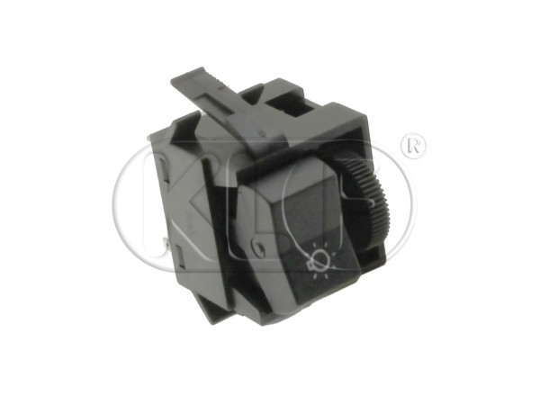 Headlight Switch, 1303 only, year 8/72-7/79