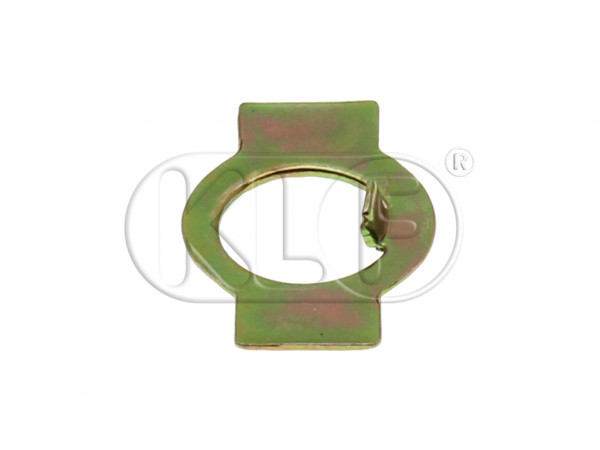 Lock Plate for Clamp Nut, year thru 7/65