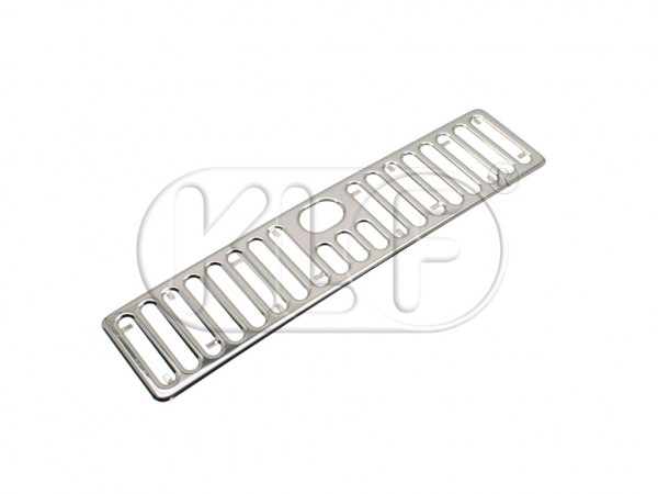 Front Grill chrome, only 1303, year 8/72 on