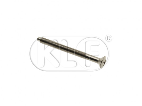Screw for Headlight Ring, year 8/67 on