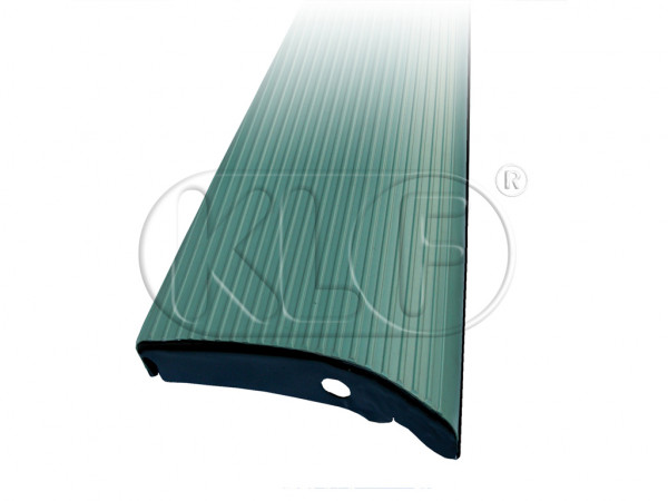 Running Board, left, Top Quality, with green mat