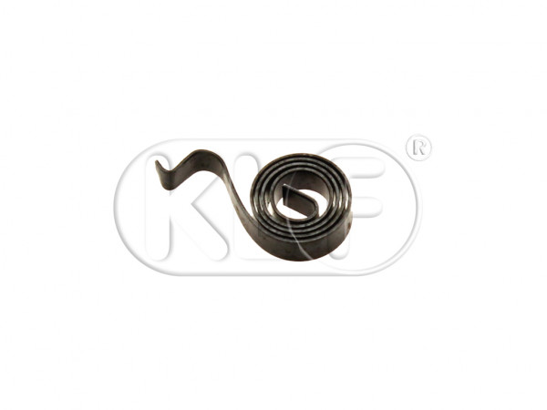 Pressure Spring for generator coal, fits 6 and 12 Volt