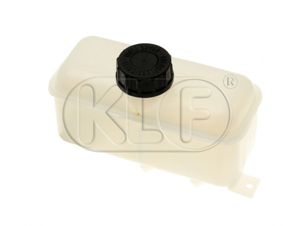 Brake Fluid Reservoir, dual circuit sytem, year 8/67 on