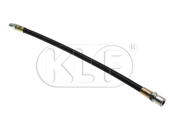 Brake Hose front for Drum Brake, 380mm, year 8/66 on, not 1302/1303