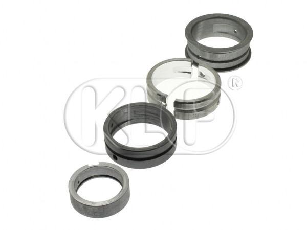 Main Bearing Set, +1,00/-0,50, thrust 22mm, 25-37 kW (34-50 PS)