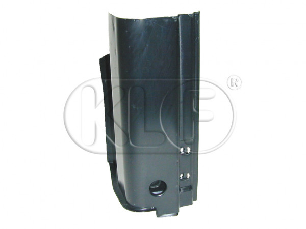 Door Pillar Lower Section right, with threaded plate (3 door screws) year 5/62 on