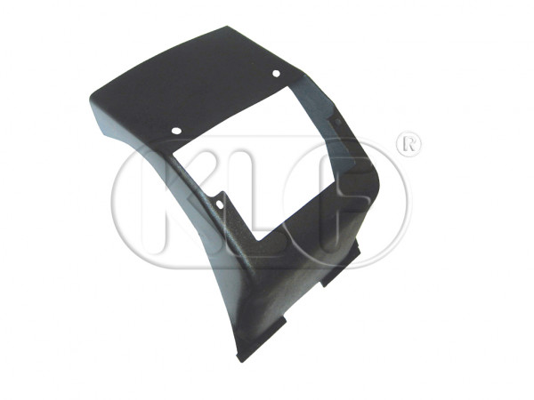 Cover for Fuse Box Frame, sturdy fiberglass version,1303 only