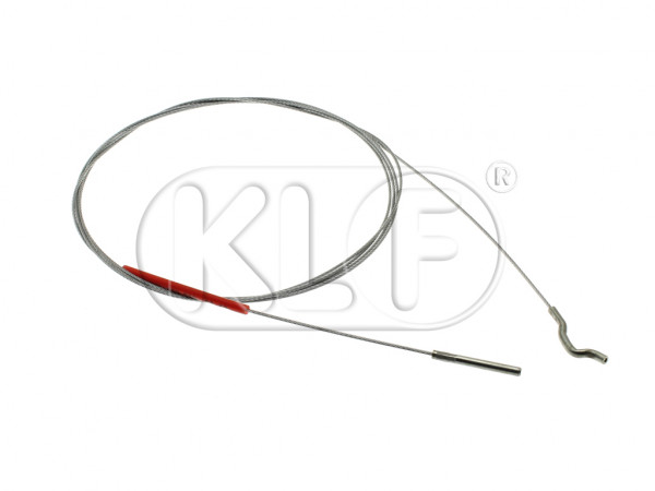 Accelerator Cable, 2627mm, year 12/65-7/71