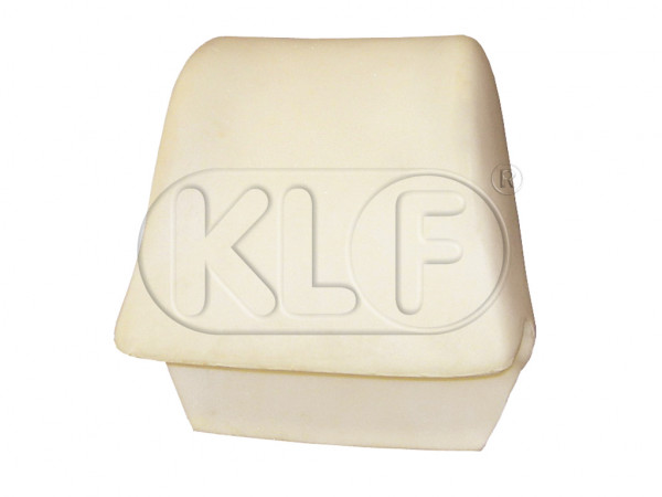 Molded Foam Headrest Pad 08/73 - 07/76