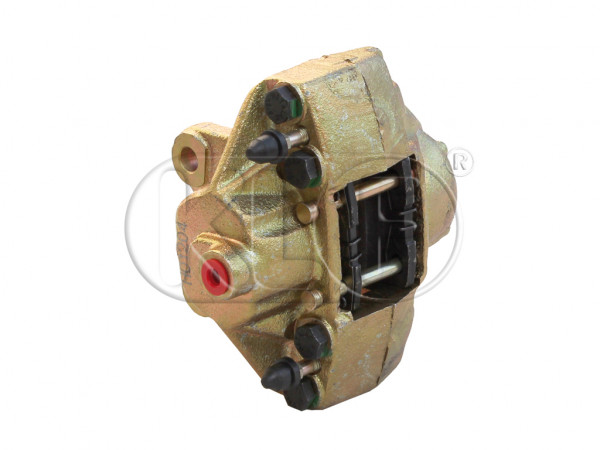 Brake Caliper with Pads, not 1600i