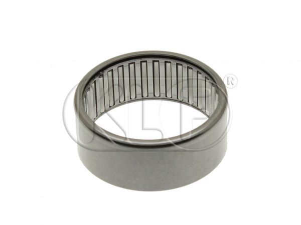 Needle Bearing, diameter 46mm, fits upper and lower torsion arm year 08/60 - 07/65, and upper year 8/65 on,