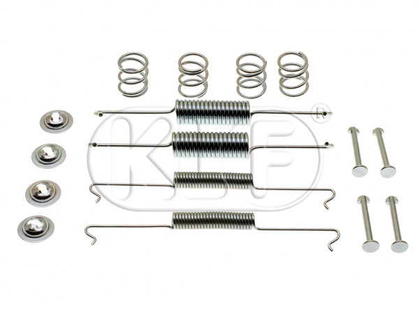 Brake Spring Kit front, not 1302/1303, year 10/57 on