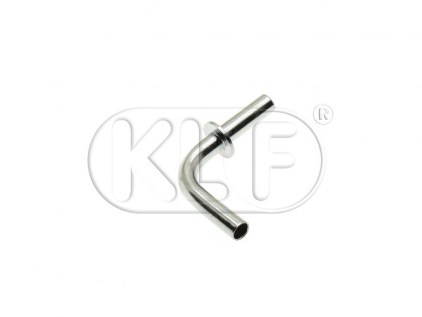 Fuel Tank Exit Tube, 7,5mm