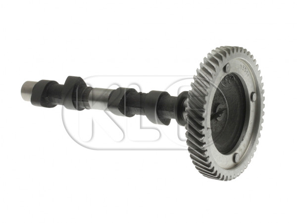 Camshaft with Gear, 25-37 kW (34-50 PS), 4-hole camshaft gear