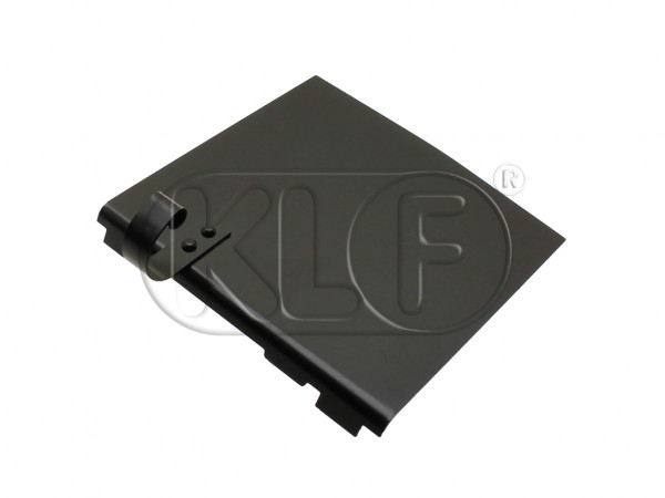 Air Control Flap for heating system, right, 136mm, 18-22 kW (25-30 PS)