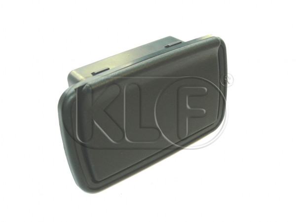 Ashtray for rear side pannel