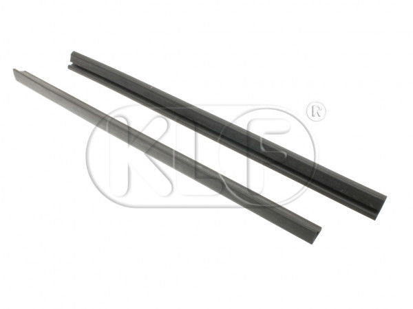 seals for windshield frame post, pair, convertible year 8/64 on