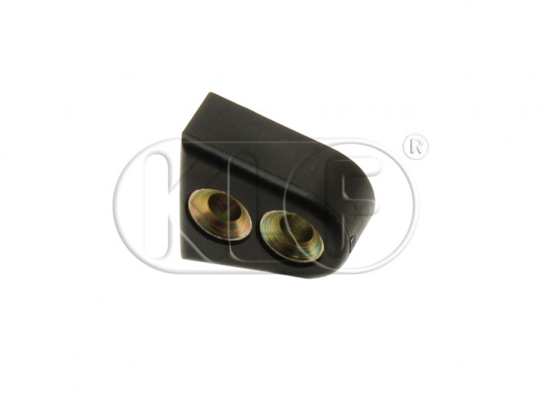 Rubber Wedge for Door Centering, convertible year 8/59 on