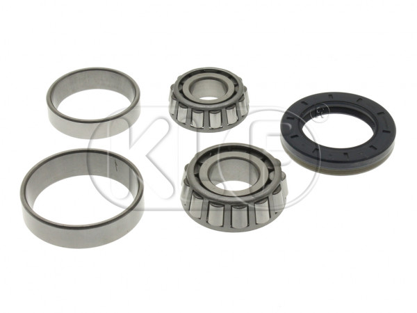 Wheel Bearing Set, front, year thru 7/65